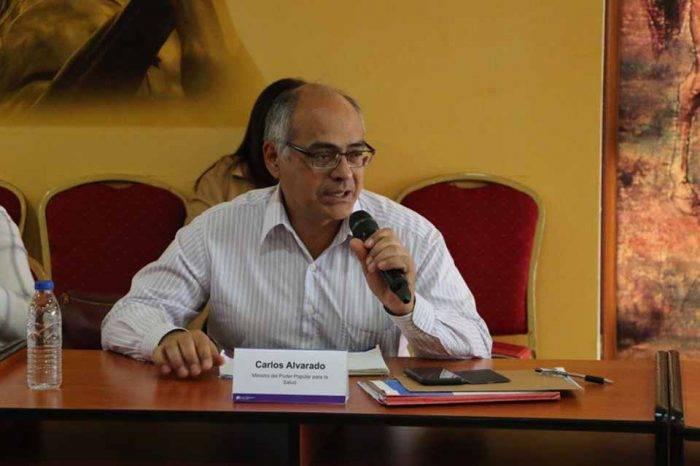 Ministro de Salud reconoce problemas para abastecer de agua algunos hospitales