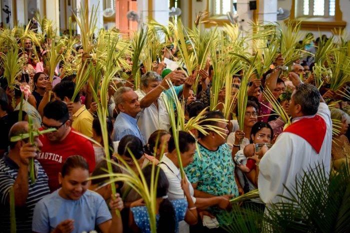 La crisis no deja a los venezolanos ni en el inicio de la Semana Santa