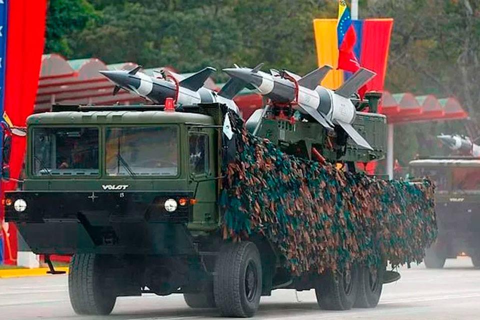 Sistema antiaéreo Pechora 2M