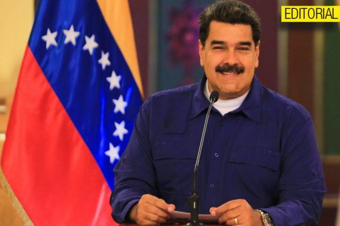 Nicolás Maduro. Editorial