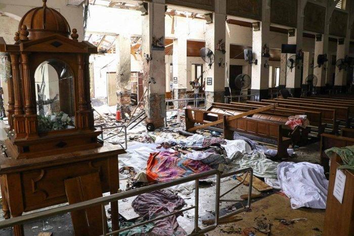 Gobierno y oposición se solidarizan con Sri Lanka tras atentados suicidas