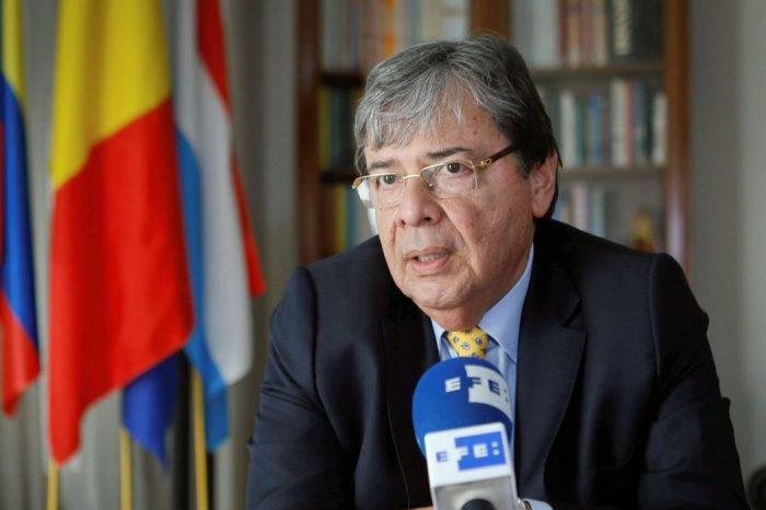 Colombia rechaza acusación de Maduro de ser fuente de ataques al sistema eléctrico