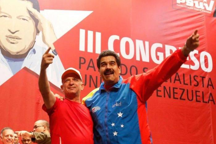Maduro: Bastantes puñaladas he recibido de traidores que me halagan y mienten