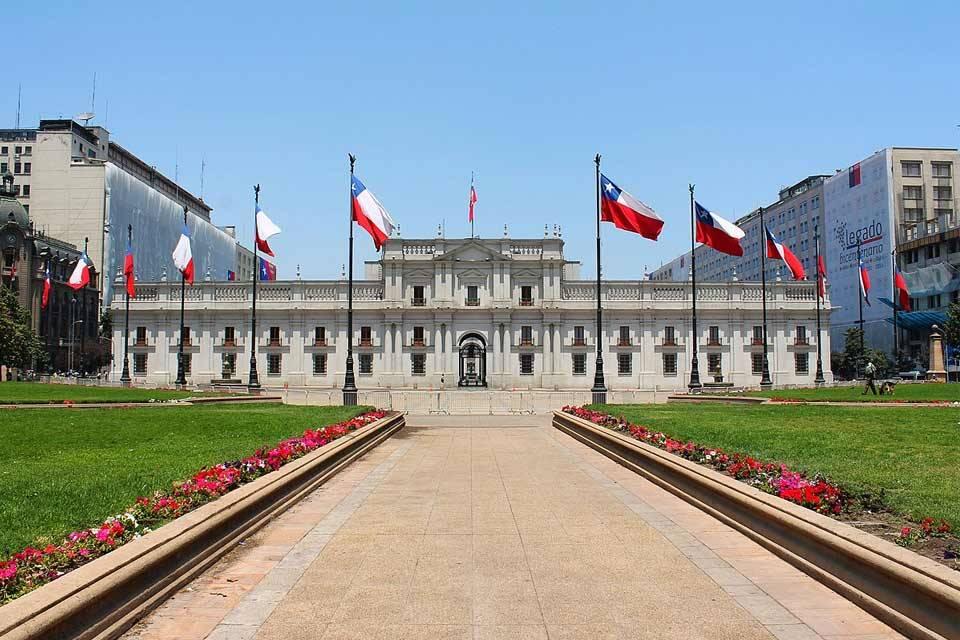 Chile la moneda