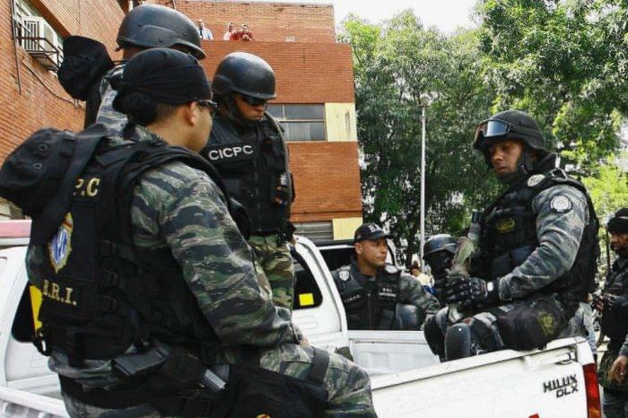 Intervienen División Antiextorsión y Secuestro del Cicpc por tortura a agentes de la FAES