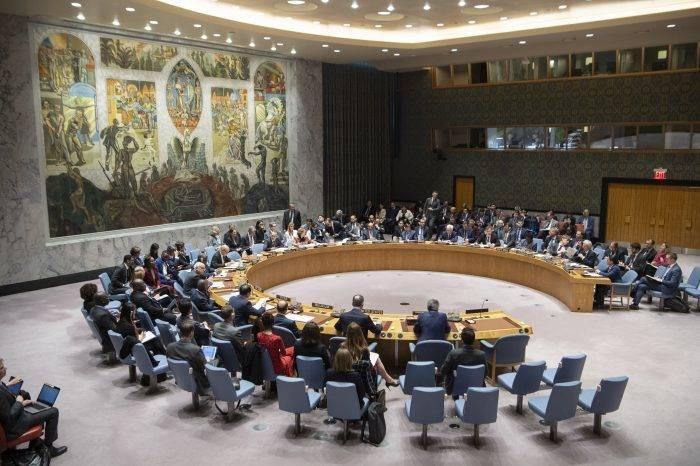 Consejo de Seguridad EEUU ONU