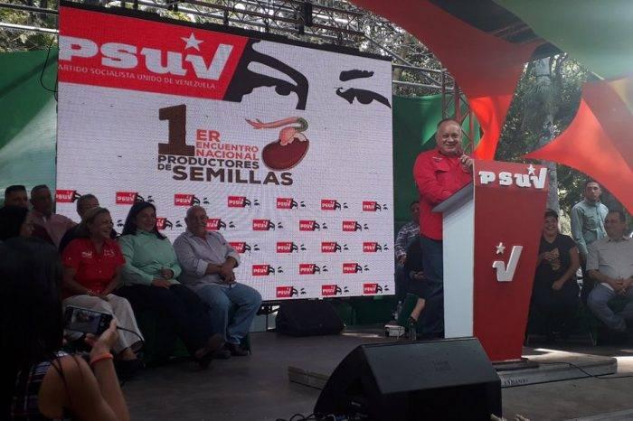 Diosdado Cabello: Opositores no quieren que haya elecciones