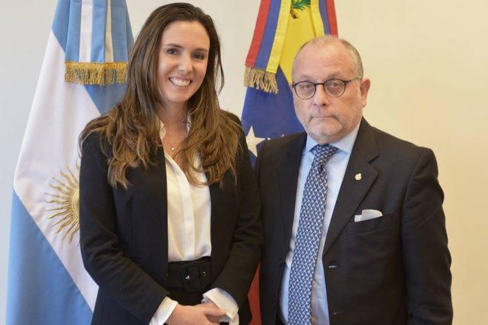 Argentina acredita a Elisa Trotta como representante diplomática de Guaidó