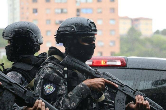 Encarcelados seis efectivos de las FAES por muerte de dos polichacao en Guarenas