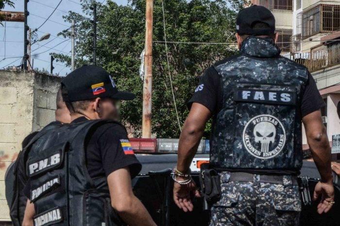 Efectivos de las FAES tomaron hospital para sacar a heridos por enfrentamiento en Catia