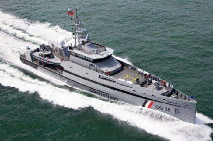 Autoridades trinitarias detiene a tripulantes de barcos venezolanos que se hundieron