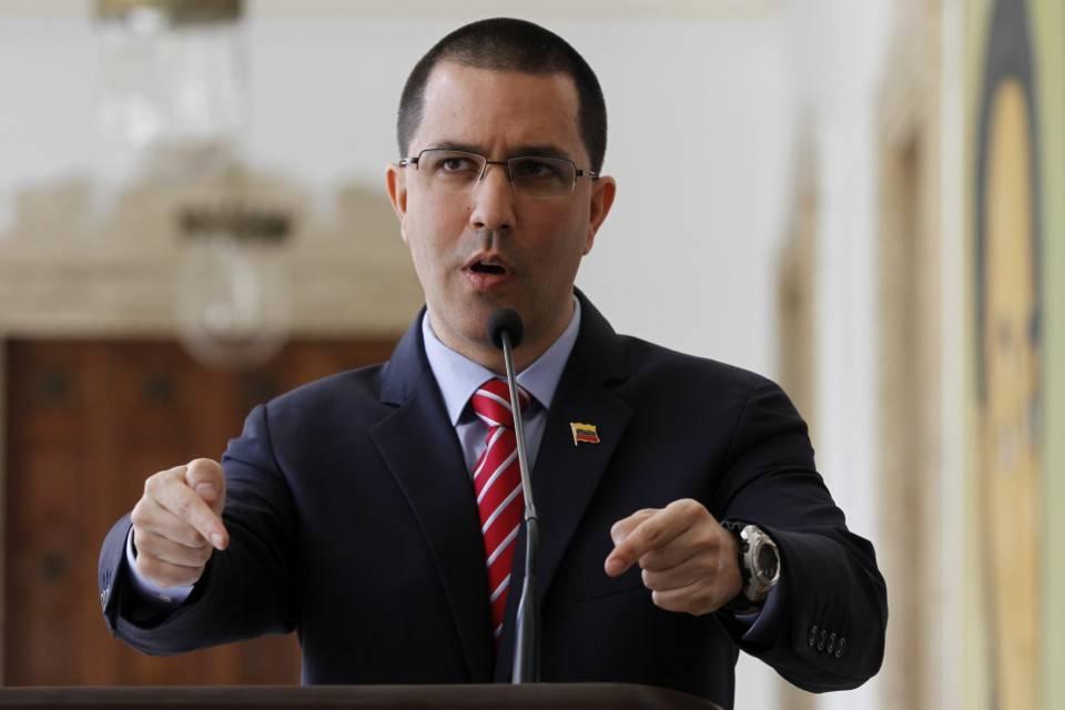 Jorge Arreaza sobre vacunas