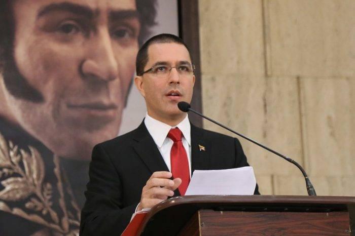 Arreaza: Venezuela no tiene nada que ver con defensa de Alex Saab
