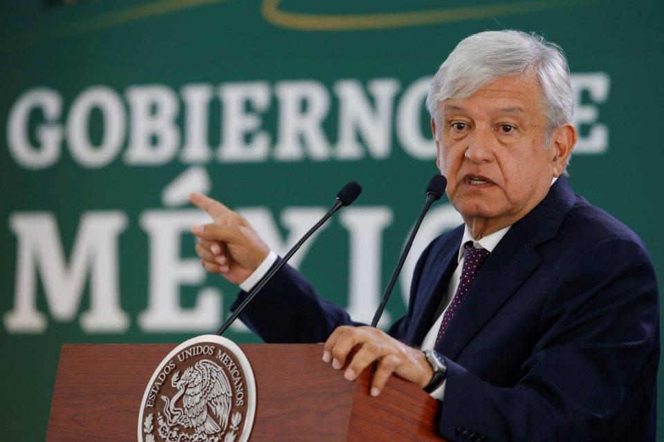"""Presidente de México niega que haya """"confrontación"""" con el Gobierno de EE.UU."""