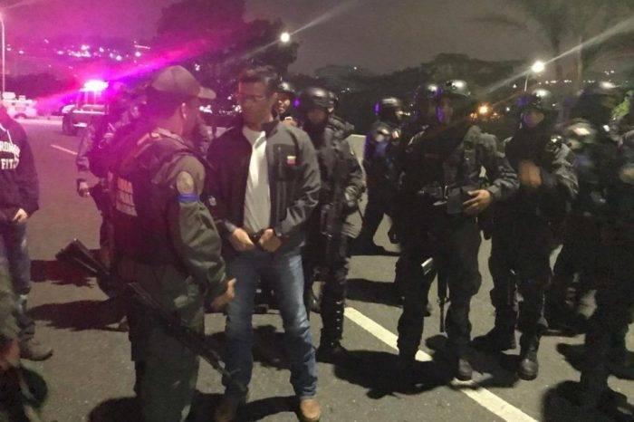 Paradero de militares que pidieron asilo en embajada brasileña es desconocido