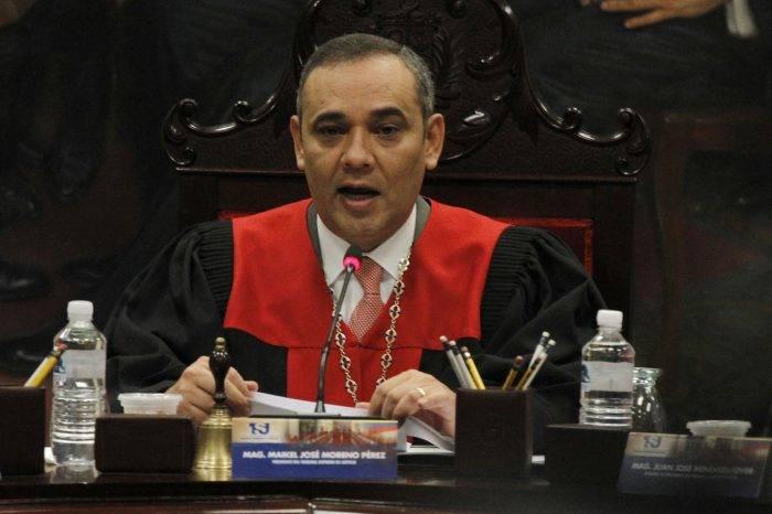 """Presidente del TSJ: """"Haremos lo que estipulado en el ordenamiento jurídico"""""""