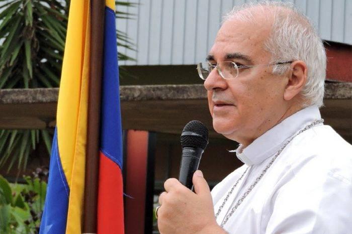 Monseñor Moronta: en Venezuela hay un irrespeto de la dignidad de la persona humana