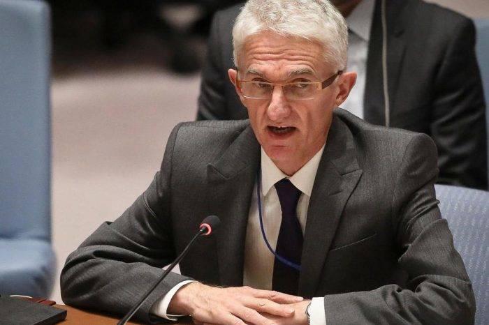 """Jefe de ayuda de la ONU: Venezuela sufre un """"verdadero problema humanitario"""""""
