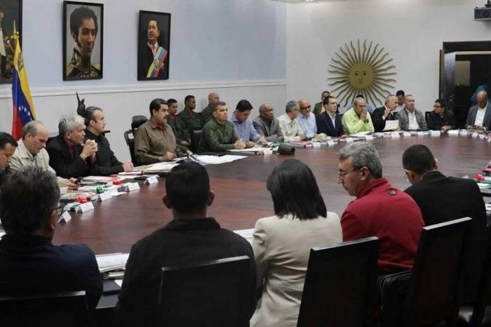 Nicolás Maduro lleva siete años buscando un gabinete que le funcione