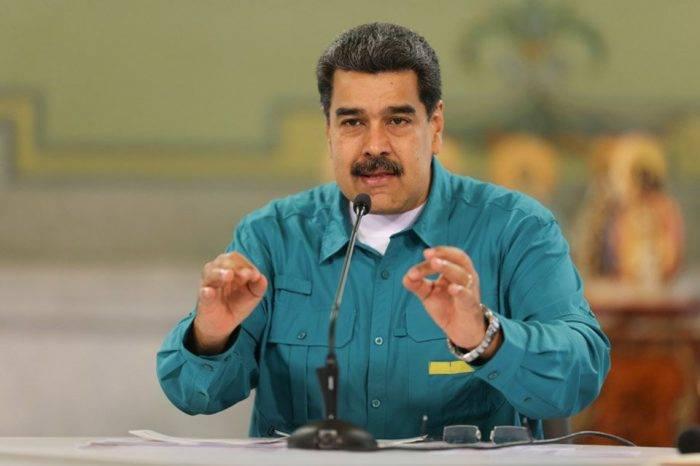 """Maduro: """"EEUU quiere que a Venezuela no lleguen más las cajas CLAP, pero no podrá"""""""