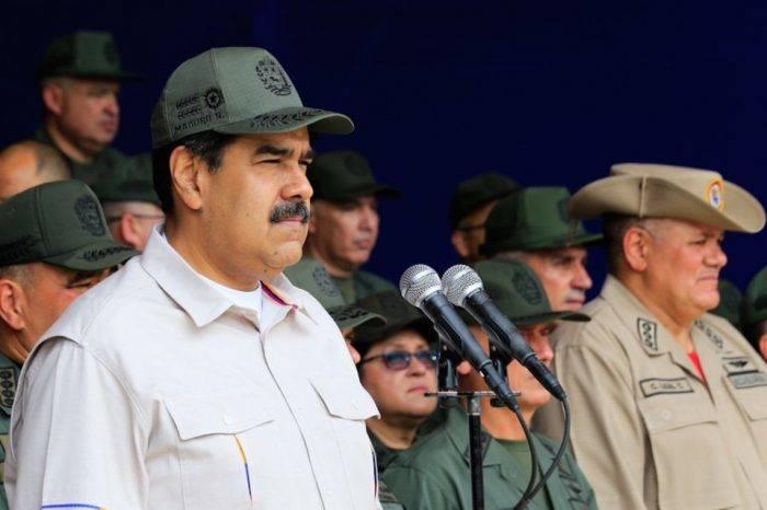 Maduro premia a otros militares leales con nuevos mandos de las REDI
