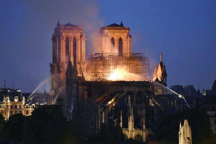 En marcha donaciones y ayuda internacional para restaurar Notre-Dame