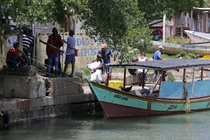 Arrestan a vinculados con el tráfico de personas en el estado Sucre
