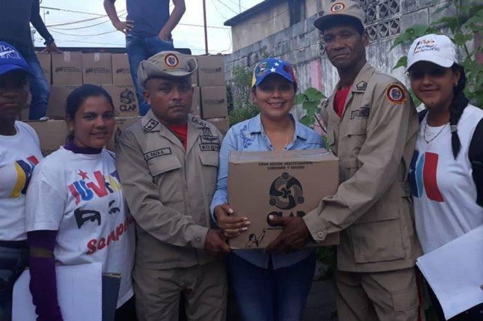 Arciniega: La caja del CLAP controla más el orden público que las bombas lacrimógenas