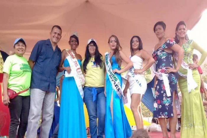 No es Carnaval, pero en Guárico tienen a su reina del CLAP