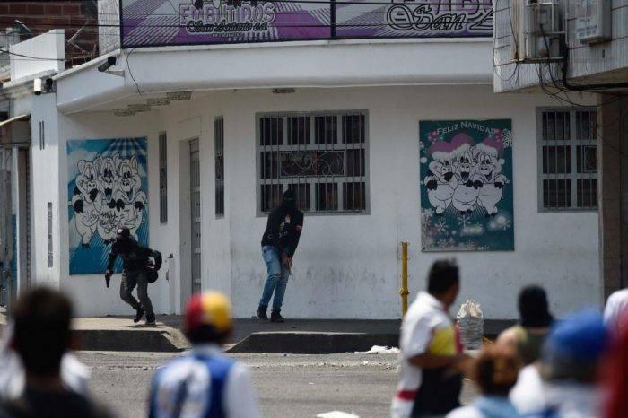 """Exilio pide a EEUU que declare terroristas a los """"colectivos"""" venezolanos"""