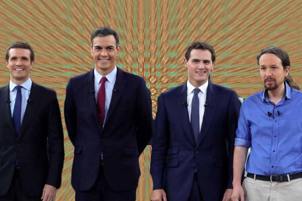 Elecciones España #10Nov. El PSOE ganaría con 117 diputados, insuficientes para gobernar con mayoría absoluta para lo que requiere 176 escaños