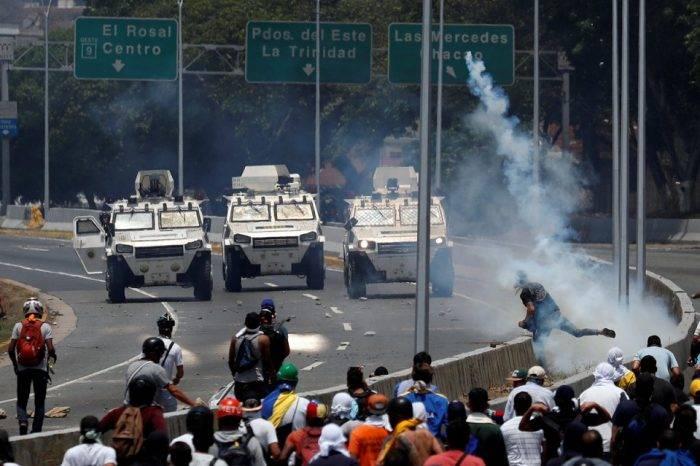 Observatorio de Conflictividad registra 109 heridos y un muerto en protestas del #30Abr