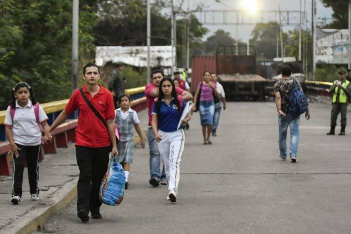 Norte de Santander atiende a 18.962 estudiantes venezolanos
