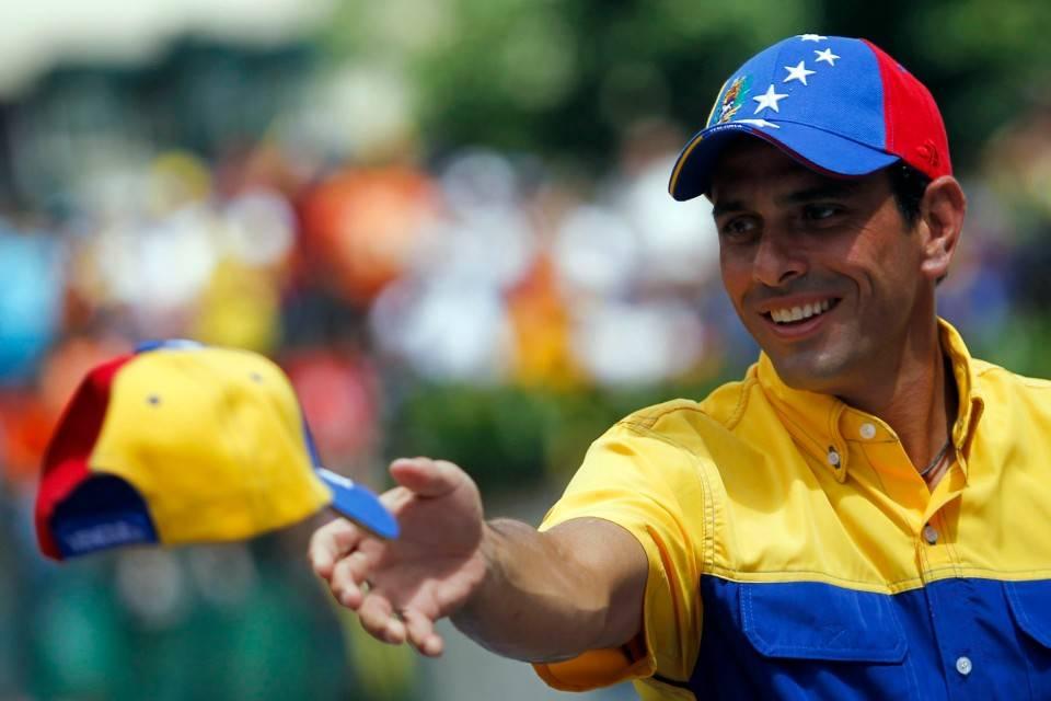 Capriles pide a países de Latinoamérica