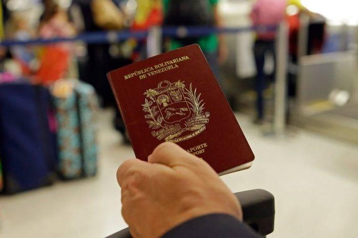 Saime permite cancelar trámites de pasaporte con herramientas del Banco de Venezuela
