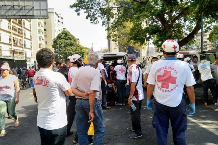 Régimen de Maduro ha asesinado a 55 manifestantes en lo que va de 2019