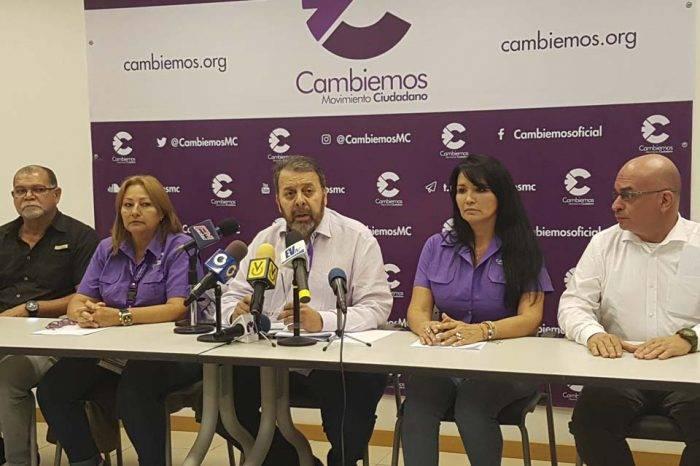 Timoteo Zambrano propone acuerdo parlamentario con el PSUV para nombrar nuevo CNE
