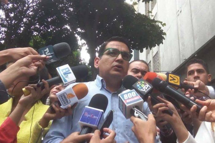 SNTP rechazó prohibición de ingreso a los medios al Palacio Federal Legislativo