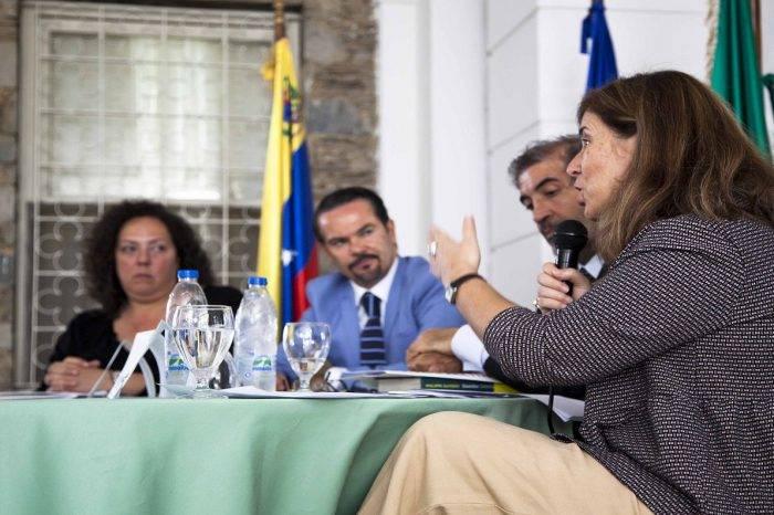 Italia y Francia conmemoran en Venezuela los 500 años de la muerte de Leonardo Da Vinc