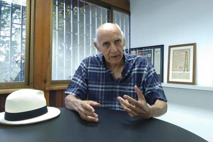 Américo Martín explica su ruptura con el marxismo en tercer tomo de sus memorias