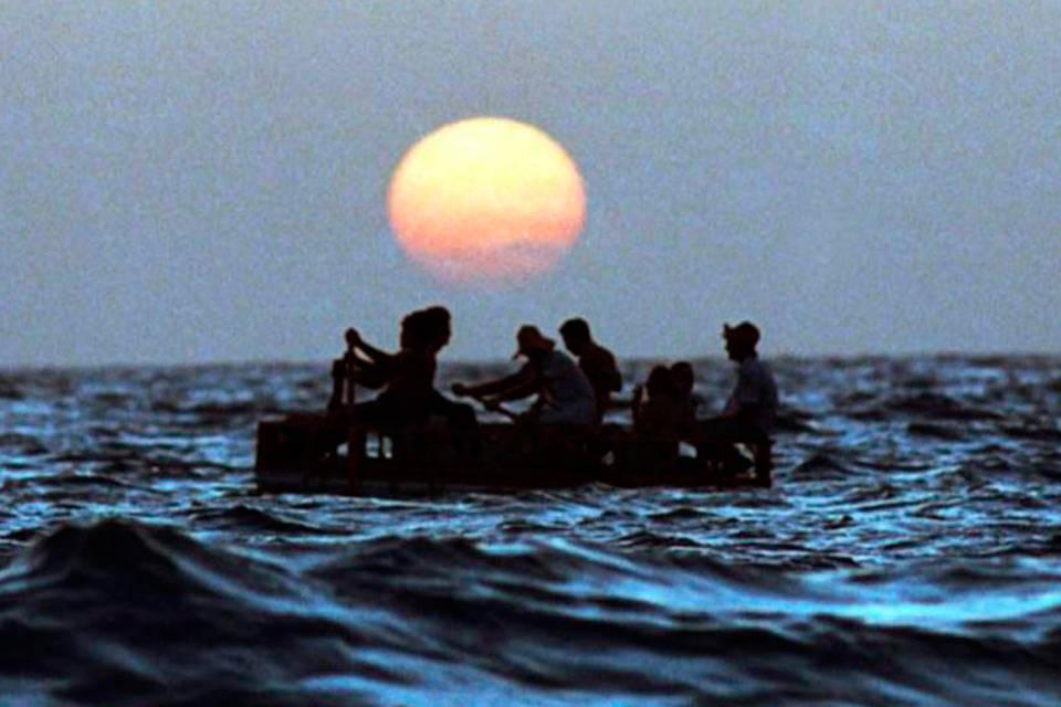 ONU- TRATA DE PERSONAS - Güiria jhonaili - bote Jhonaily José