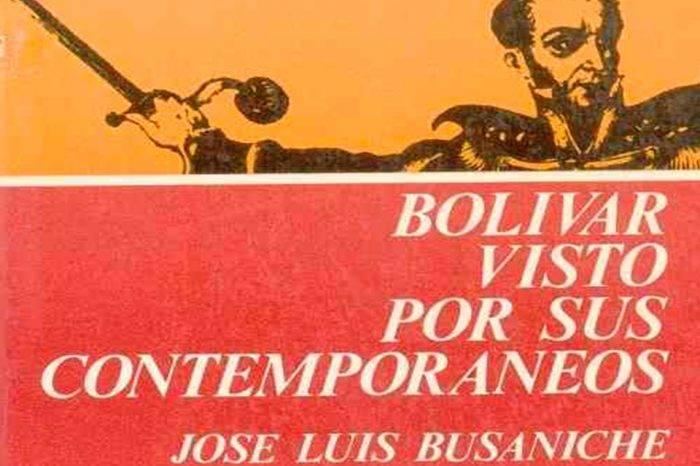 Bolívar visto por sus contemporáneos, por Ángel R. Lombardi Boscán