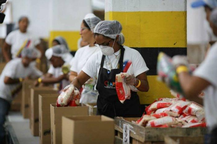Dejan de llegar al puerto de La Guaira los productos para llenar las cajas CLAP