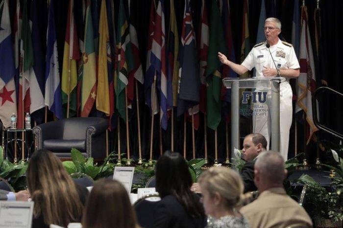Comando Sur de EUUU quiere centrarse en la ayuda luego del cese de la usurpación
