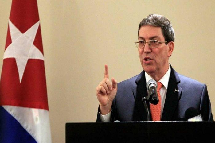 Cuba apuesta al diálogo como solución a crisis venezolana