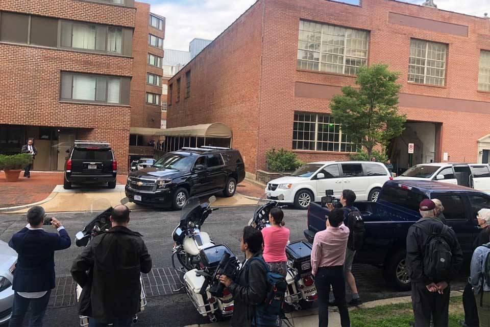 Embajada de Venezuela Estados Unidos