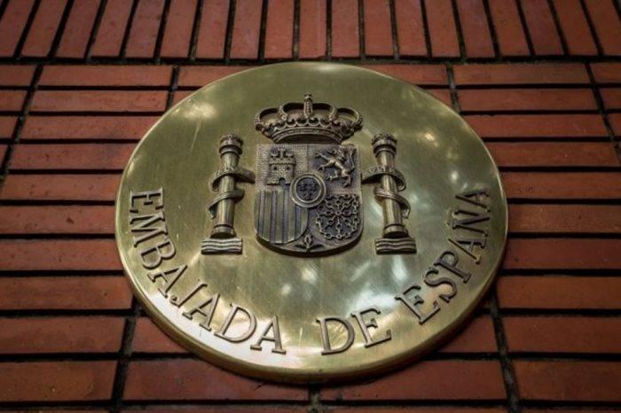 La embajada de España en Caracas compró vehículo blindado por €150.381