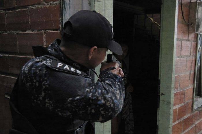 Habitantes de Lara denuncian asesinatos de las FAES en allanamientos ilegales