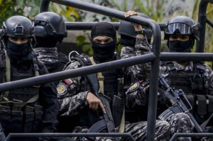 En dos días las FAES asesinaron a siete personas en Cariaco