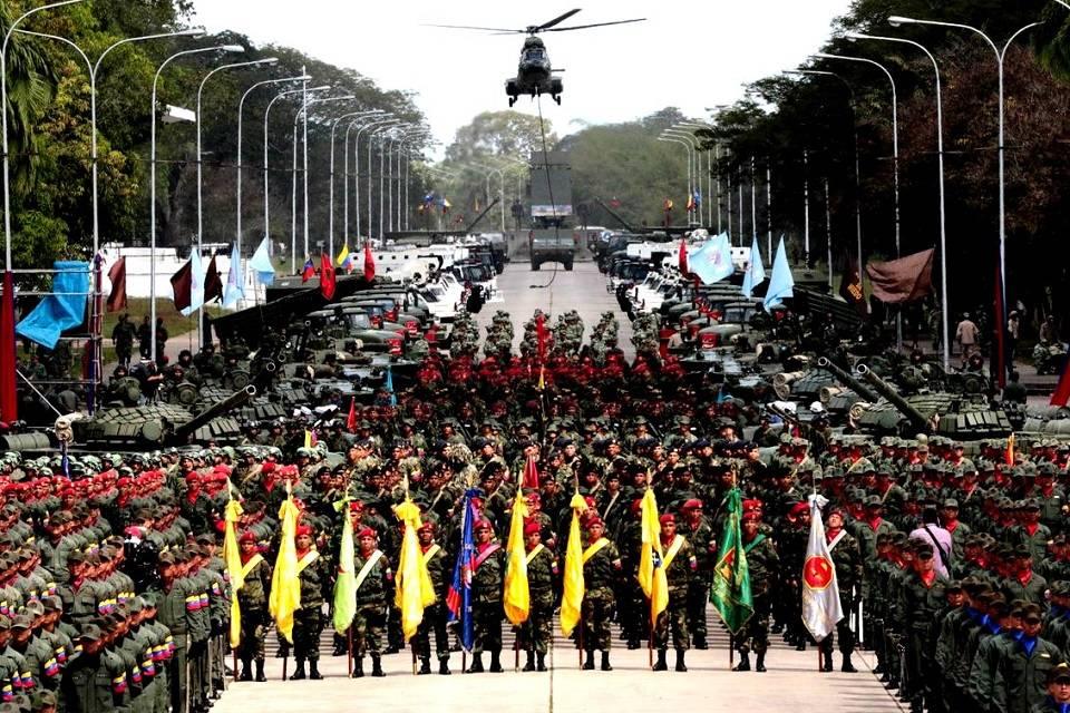 Fuerza Armada Nacional FAN